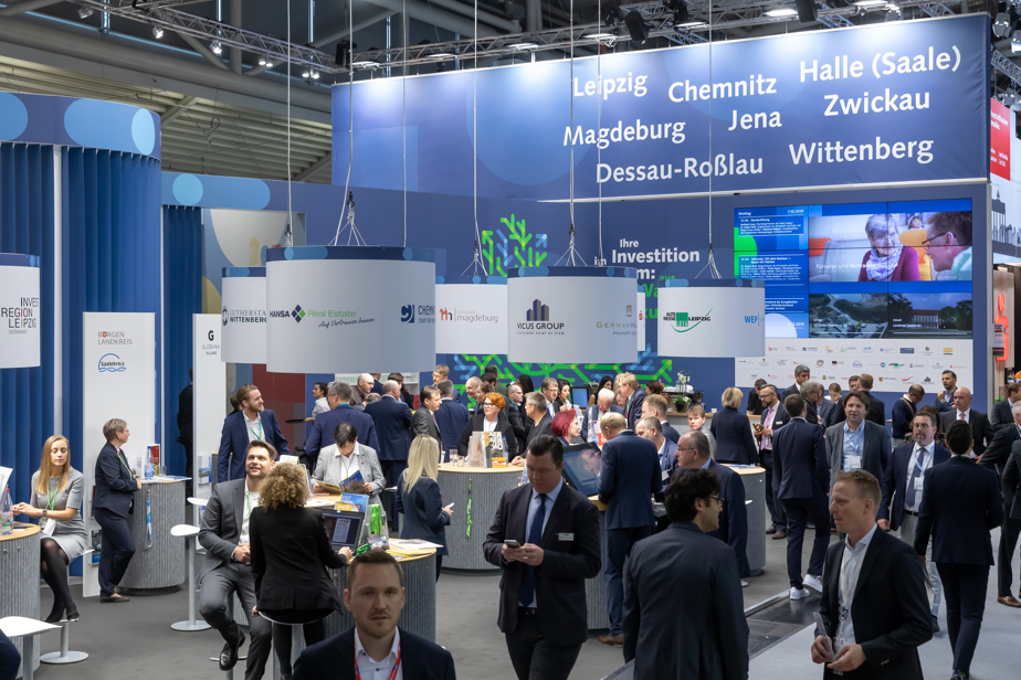 Expo Real am 07.10.2019 in München