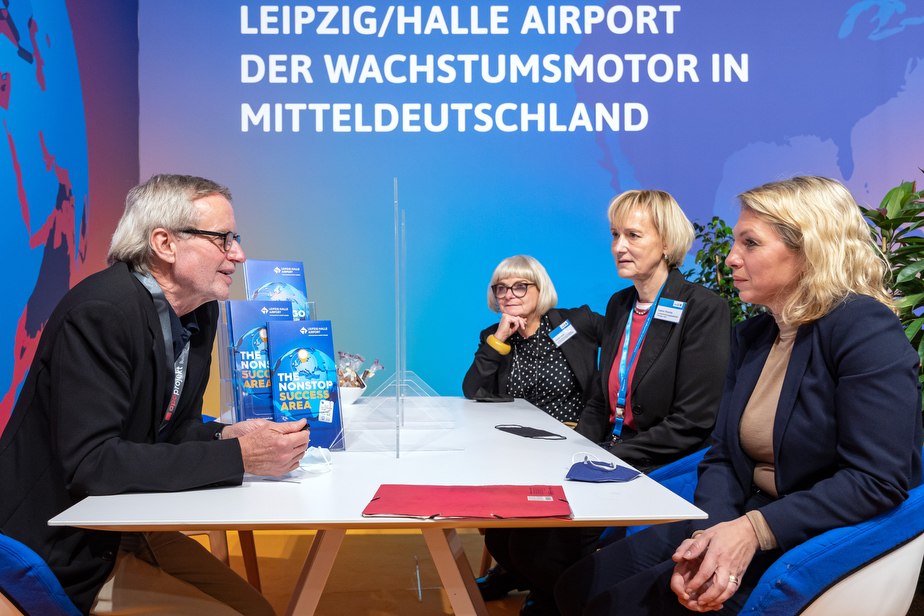 Expo Real in München am 11.10.2021